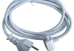 AC Plug In Extension Cord Cable