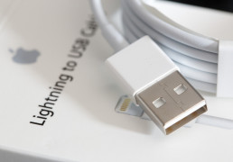JUAL ORIGINAL Apple Lightning USB KABEL DATA iPhone 5, 5S, 5C, iPad 4, Mini