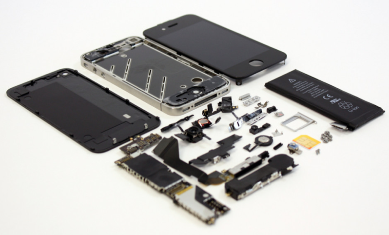 Repair dan Service iPhone