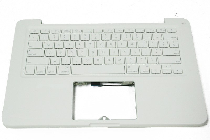 Top Case MacBook 13 inch White A1342
