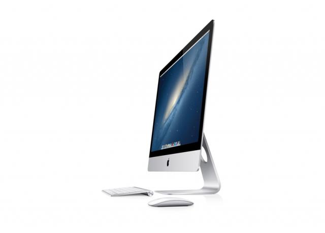 dual new iMac
