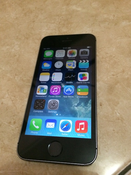 Jual Iphone 5s Second 32gb Grey Murah Warung Mac