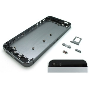 Original Replacement Middle dan Back Case iPhone 5s