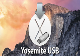 Bootable USB Flashdisk installer Mac OSX Yosemite