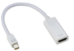 jual Mini Display port HDMI adapter
