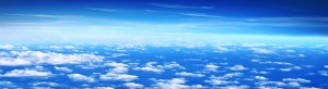 Blue-Sky-With-Clouds-Wallpaper