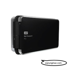 Jual Hard Disk External WD myPassport thunderbolt 2TB