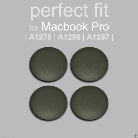 Bottom case foot Rubber Feet untuk MacBook