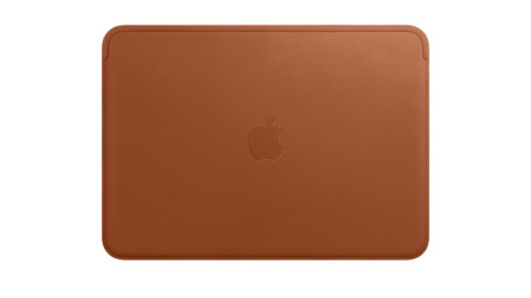 Apple Produksi dan Jual Leather case MacBook 12 inci