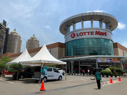 Mac Arena Kelapa Gading Jakarta Utara Warung Mac