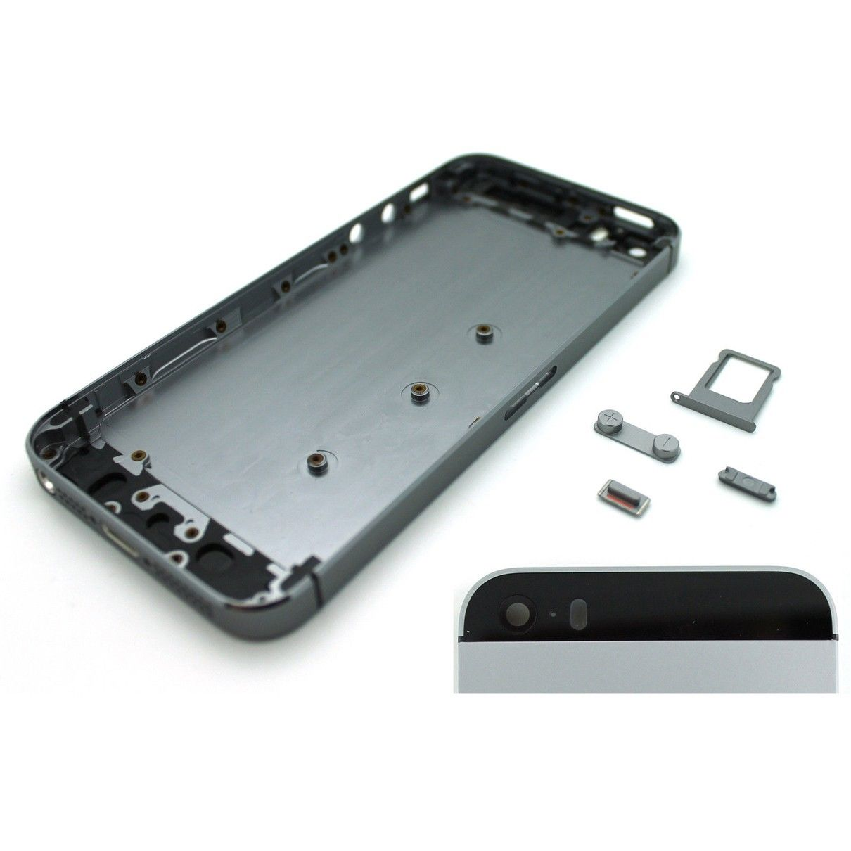 iphone 5s back replacement original replacement middle dan back iphone 5s 14741